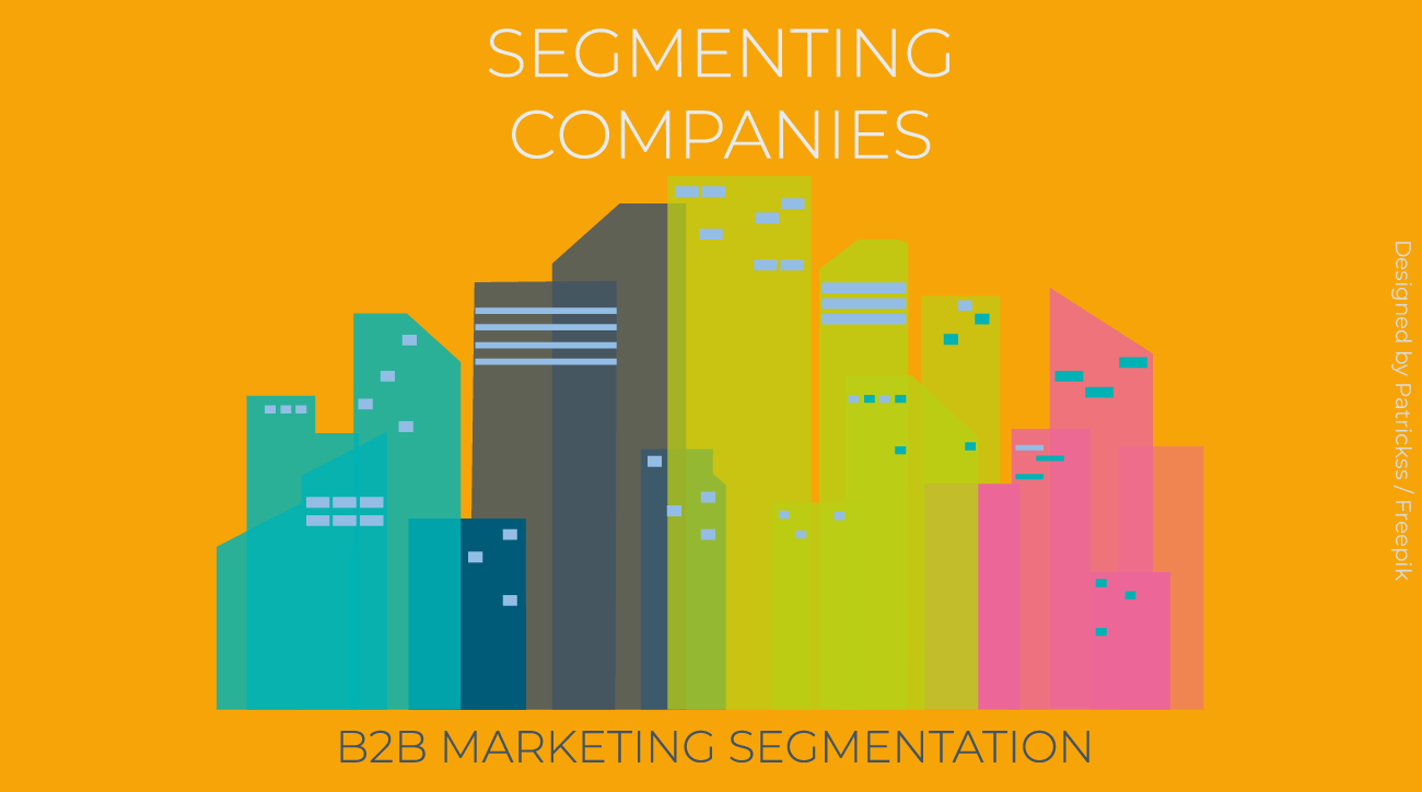 Segmentation of UK businesses
